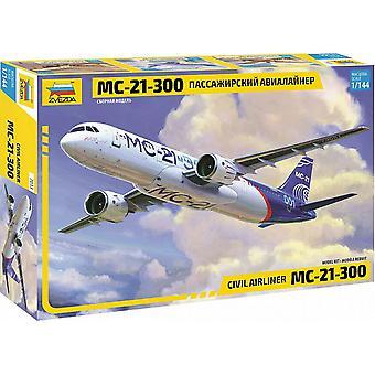 Zvezda Irkut MS-21-300 Airliner