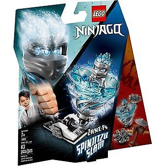 LEGO 70683 spinjitzu Slam-Zane