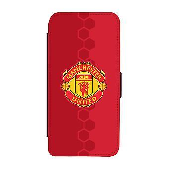 Manchester United Samsung Galaxy S9 Wallet Case