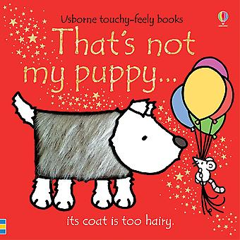 That's Not My Puppy Board Book Anniversary Addition