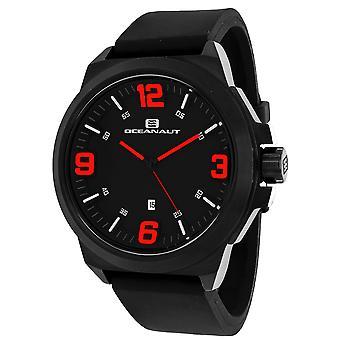 Oceanaut Men's Armada Black Dial Watch - OC7113