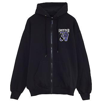 WWE The Undertaker 30 Deadman Forever Men's Zippped Hoodie | Official Merchandise