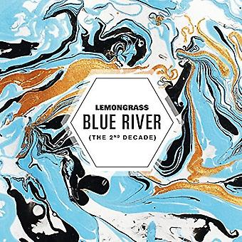 Lemongrass - Blue River (the 2nd Decade) [CD] USA import