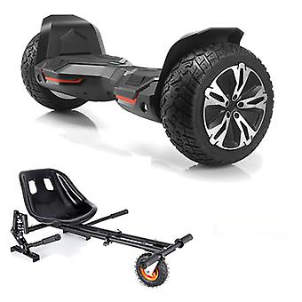 "8,5""G2 PRO All Terrain Bluetooth Segway Hoverboard, gratis Monster Kart"