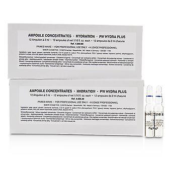 Ampulle konsentrerer hydrering hydra pluss (salong størrelse) 231455 24x2ml/0.06oz
