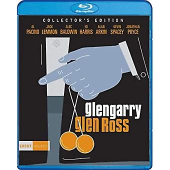Glengarry Glen Ross [Blu-ray] USA import