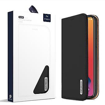 DUX DUCIS Toivesarjan kotelo iPhone 12 Pro Max - Musta