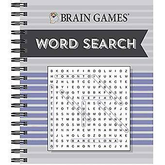 Búsqueda de palabras de Brain Games