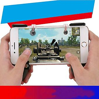 Tragbare vier in einem Pubg Joystick-mobiele Game Controller