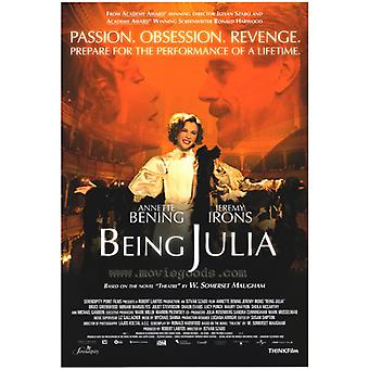 Being Julia Movie Poster Print (27 x 40)