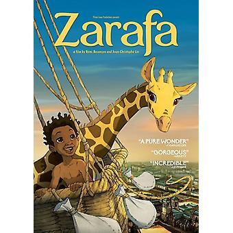 Zarafa [DVD] USA import