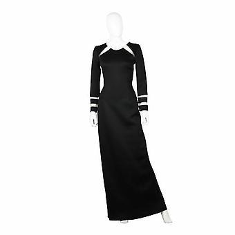 Cutouts Evening Dress