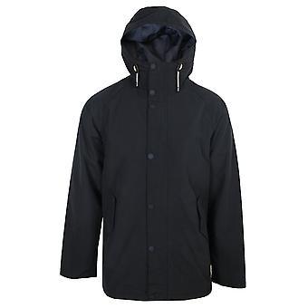 Barbour men's navy bobbin jacket