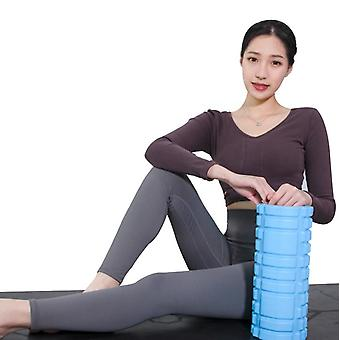 Foam Roller Mace Muscle Relaxation Thin Legs Artifact Massage Roller Stovepipe Yoga Column Roller Fitness Equipment