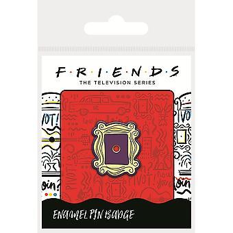Odznak smaltovaný rám přátel