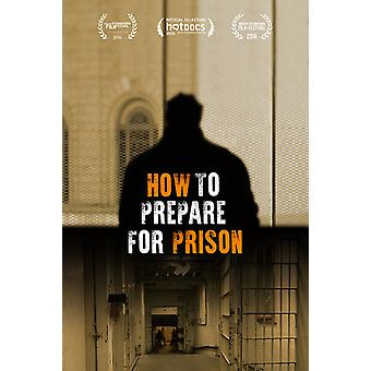 How to Prepare for Prison [DVD] USA import