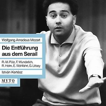 Mozart / Wold / Holm / Kertesz - Die Entfuhrung Aus Dem Serail [CD] USA import