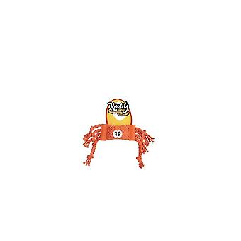 KTR Group Knotty Doggy Crab Rope Dog Toy