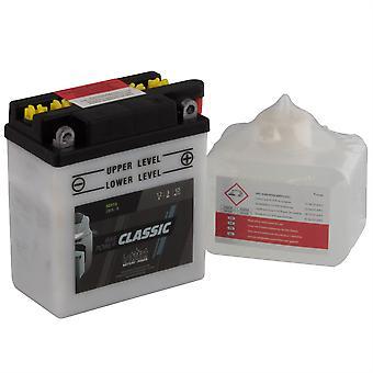 intAct CB3L-B Classic Bike Power Battery