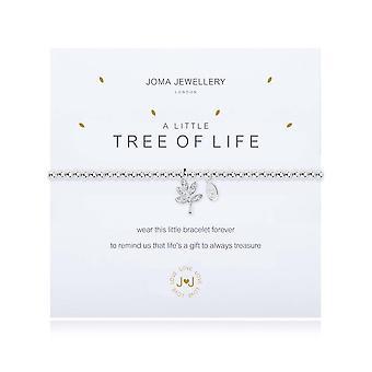 Joma sieraden een kleine boom van het leven armband 1830