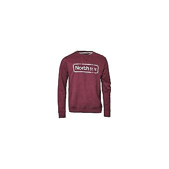 North 56°4 Tall Fit Distressed Print Sweatshirt