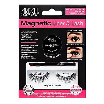 Ardell Professional Ardell Magnetic Liner & Lash Kit - Wispies