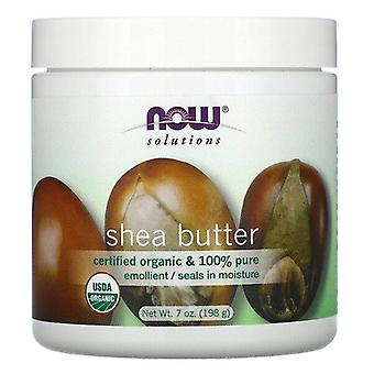Now Foods, Solutions, Shea Butter, 7 oz (198 ml)