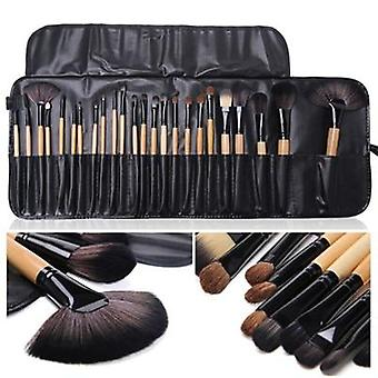 Professional Cosmetics Brushes Eyebrow Powder Foundation Shadows Pinceaux Make