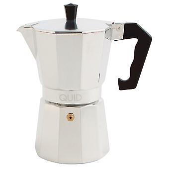 Italiensk kaffekanna Quid Aluminium/9 Koppar