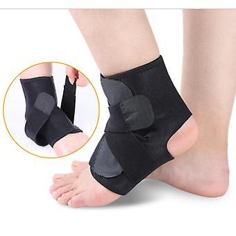 Ankle Protection Brace Adjustable Sport Elastic Breathable Wrap Pad