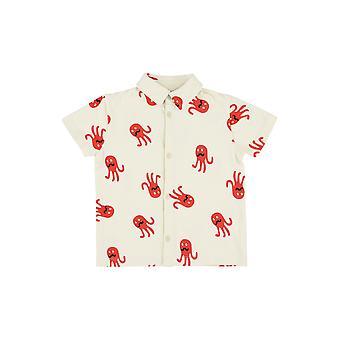 Lily Balou Boys Shirt Jeff Snorctopus