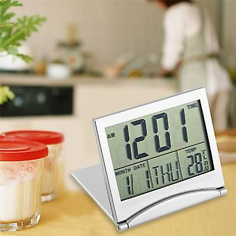 Digital Lcd Display Desk Alarm Clock