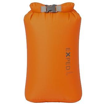 Exped Fold Drybag BS 3L Oranje (X-Small) -