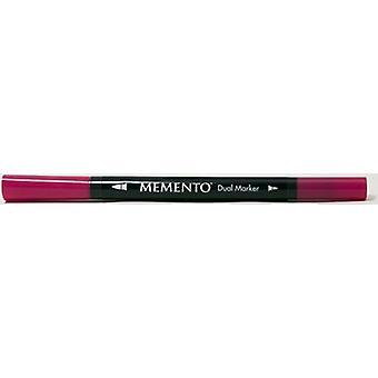 Tsukineko Memento Marker Pen - Rose Bud