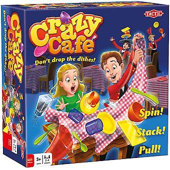 Taktika Crazy Cafe Rodinná doskové hry