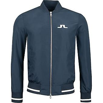 J.lindeberg Thom Bridge Gravity Poly Bomber Jacket