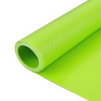 Armário à prova de umidade Mat Kitchen Tapete à prova de óleo 300x45cm Verde