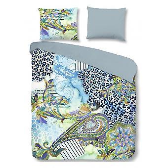 Sängkläder Blommor Multi 240 x 220 cm