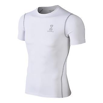 Men's Training Top Shirt White