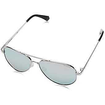POLAROID KIDS PLD 8015/N/NEW Sonnenbrille, Palladium, 52 Unisex-Erwachsene