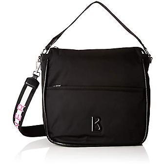 Lech Isalie Hobo Lvz - Women's Shoulder Bags, Black, 17.0x34.0x35.0 cm (B x H T)