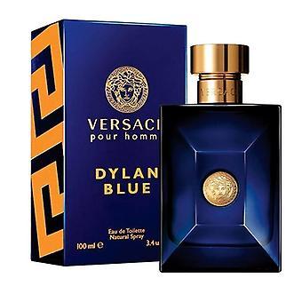 Versace pour Homme Dylan Blue .- Eau de Toilette Spray Versace 100 ml