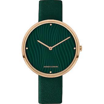 جاك ليمانز - مجموعة تصميم المرأة ساعة اليد 1-2093K