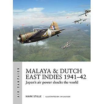Malásia & Índias Orientais Holandesas 1941-42: O poder aéreo do Japão choca o mundo (Campanha Aérea)
