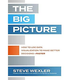 The Big Picture How to Use Data Visualization to Make Better DecisionsFaster by Steve Wexler