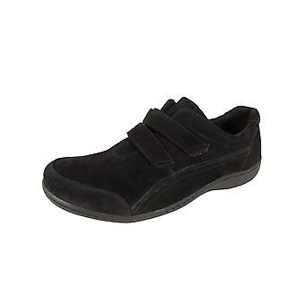 Aravon Womens Bromly Double Strap Sneaker Shoes