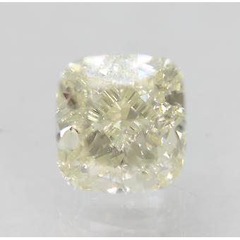 Certifié 0.74 Carat I Color VVS1 Coussin Naturel En Vrac Diamant 4.85x4.58mm