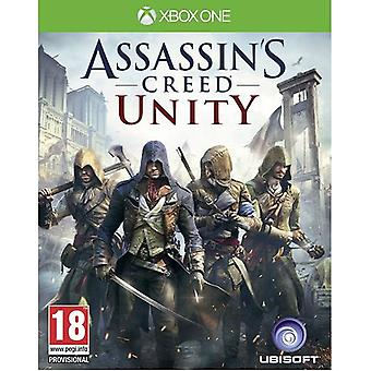 Assassins Creed Unity Xbox One Game