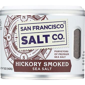 San Francisco Salt Co Salt Sea Hickory Smoked, kotelo 6 X 5 oz
