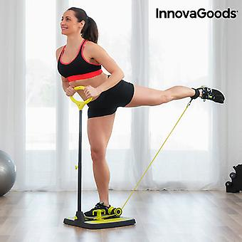 InnovaGoods Gesäß & Beine Fitness Plattform mit Übungsanleitung